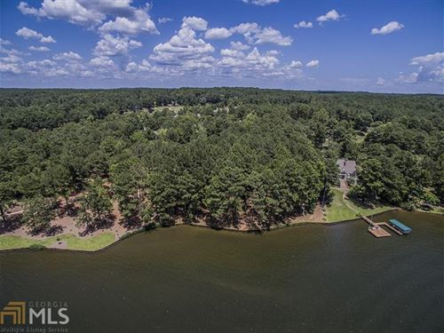 Lake Front Lot In The Landing Reyno : Greensboro : Greene County : Georgia