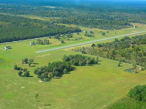 Hunting Retreat : Mayo : Lafayette County : Florida
