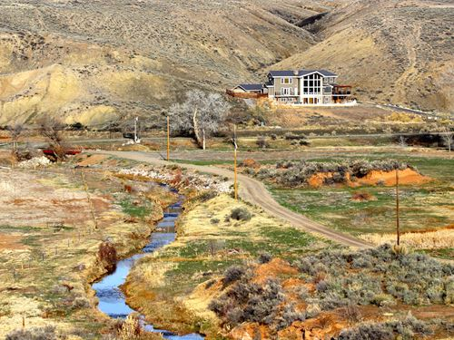 Lazy Springs Ranch : Shell : Big Horn County : Wyoming