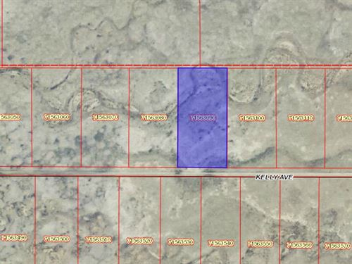 5 Acres With Majestic Mountain View : Alamosa County : Colorado