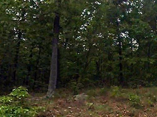 .274 Acre Lot Near Highland : Highland : Sharp County : Arkansas