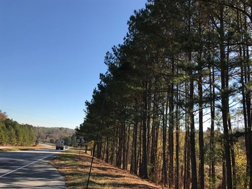 4.5 +/- Acres, Potential Commercial : Dallas : Paulding County : Georgia