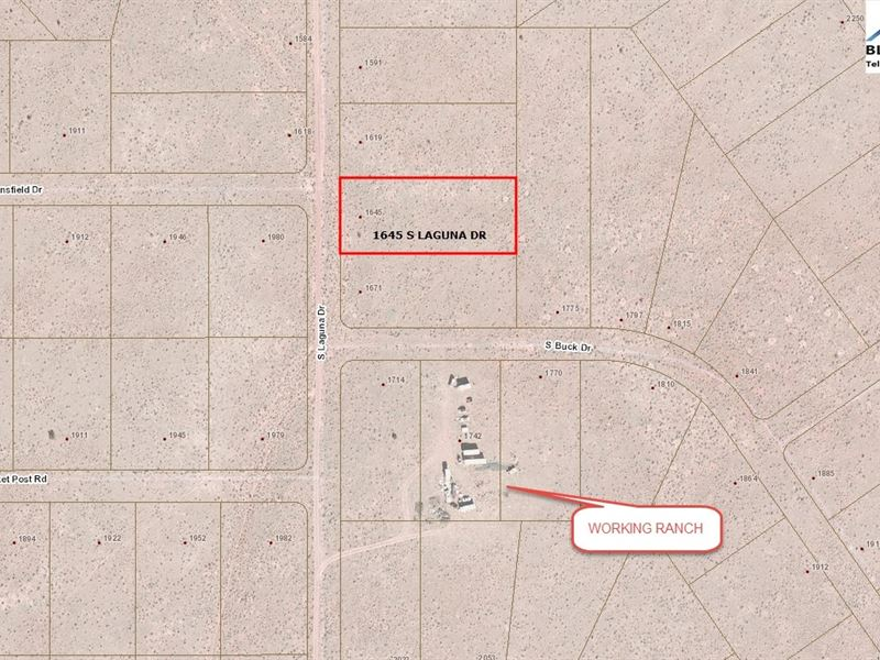 Make This 1.05 Acre Property Yours : Williams : Coconino County : Arizona