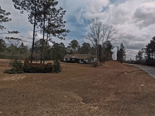 Vacant Lot For Sale In Lucedale : Lucedale : George County : Mississippi
