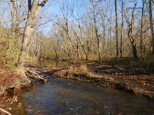 Unrestricted 20+ Acres : Winchester : Frederick County : Virginia