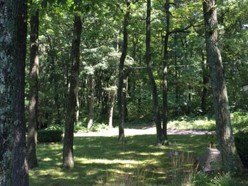 4 Mystic Mountain Lots For Sale : Catawissa : Columbia County : Pennsylvania