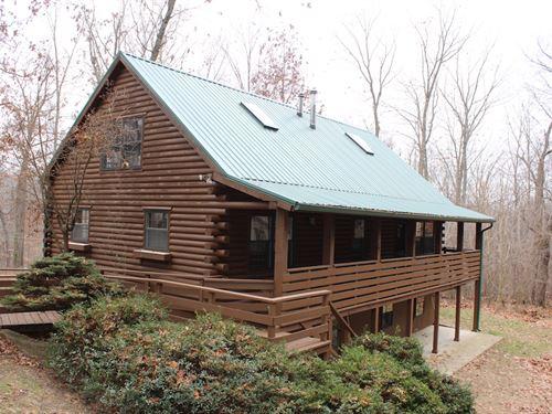 Forest Ln - 2.6 Acres : Nashport : Muskingum County : Ohio