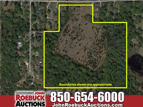 32 Acres Approved For 85 Lots : Crestview : Okaloosa County : Florida