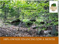 Quiet 9 Acres In Country With Creek : Ava : Douglas County : Missouri