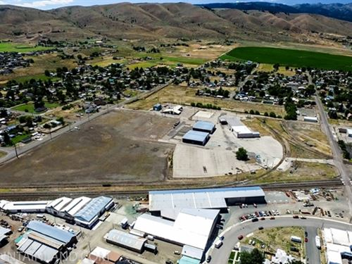 Ellingston Industrial Property : Baker City : Baker County : Oregon