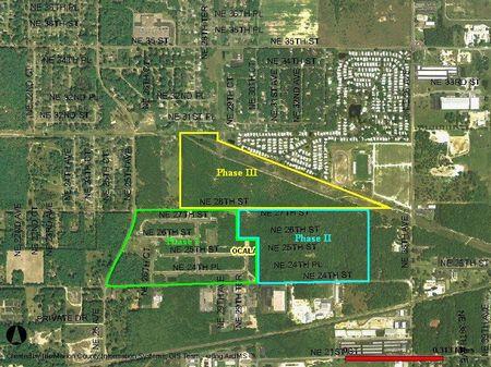 Raven Glen - Phase 3 - 113 Lots : Ocala : Marion County : Florida