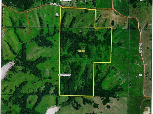 125 Acres Of Prime Hunting : Pollock : Sullivan County : Missouri
