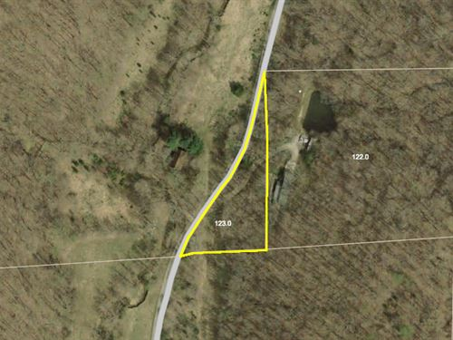 Beautiful Buildable Wooded Lot : Nashville : Brown County : Indiana