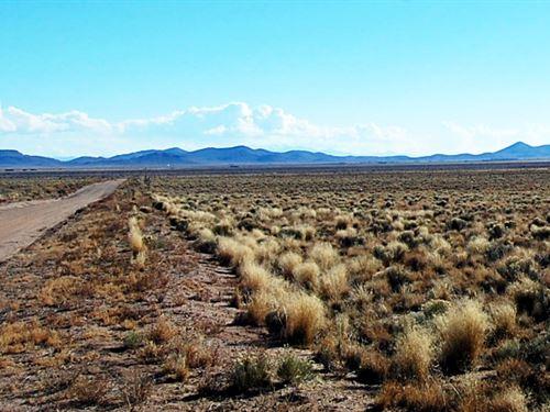 Open 5 Acre Lot Near Blanca : Blanca : Costilla County : Colorado