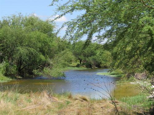 Cow Creek Ranch 47 : Brackettville : Kinney County : Texas