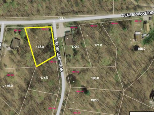 Cordry/Sweetwater Lake District Lot : Nineveh : Brown County : Indiana