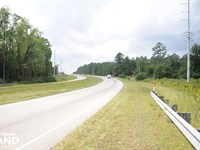 Fayetteville Road Commercial Lots : Raeford : Hoke County : North Carolina