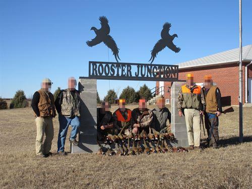 Rooster Junction : Alliance : Box Butte County : Nebraska