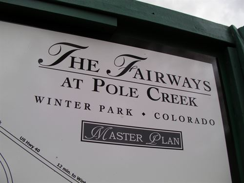 Fairways At Pole Creek Lot 1-49 : Tabernash : Grand County : Colorado