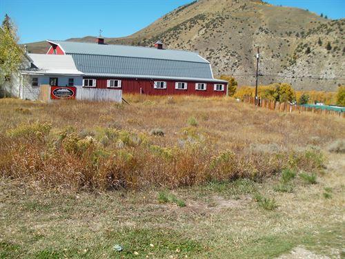 Hot Sulphur Springs Lot 9-10, Vacan : Hot Sulphur Springs : Grand County : Colorado