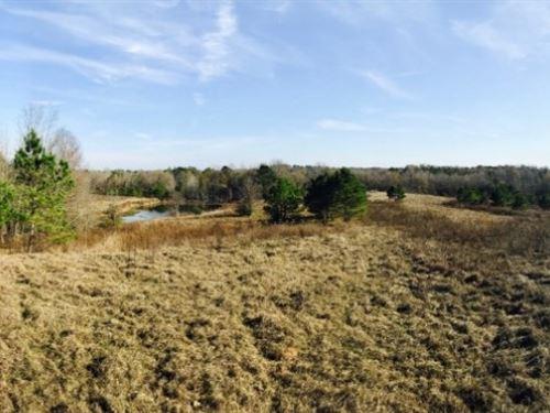 102 Acres In Neshoba County : Philadelphia : Neshoba County : Mississippi