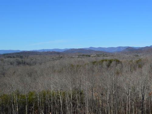 Reduced, 34 Acres With Long Rang : Taylors : Greenville County : South Carolina