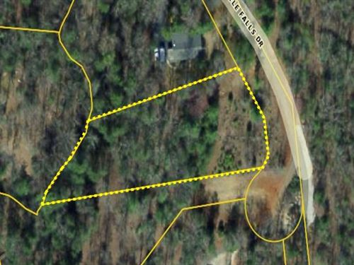Reduced Beautiful Wooded Lot Clo : Pickens : South Carolina