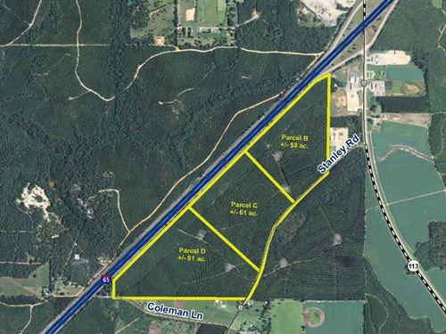 Oak Hill Parcel 7 : Trenton : Gilchrist County : Florida