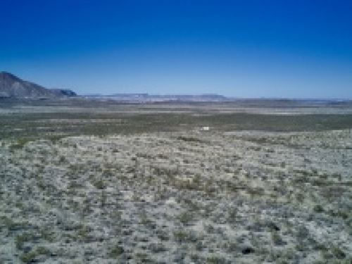 Tr 8652 High Desert 20 Acres : Terlingua : Brewster County : Texas