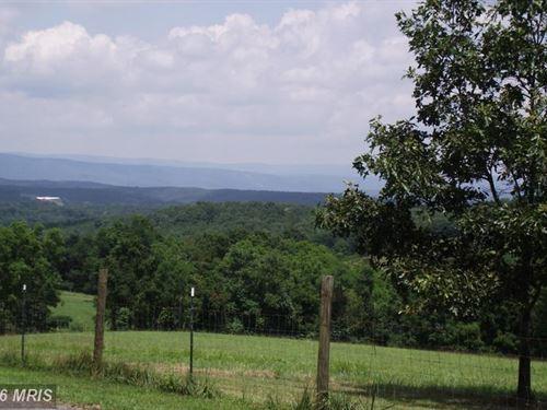 Rolling Property : Burlington : Mineral County : West Virginia