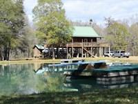 Ocmulgee River Gem : Jacksonville : Telfair County : Georgia