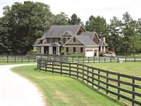 Working Equestrian Center Auction : Statesboro : Bulloch County : Georgia