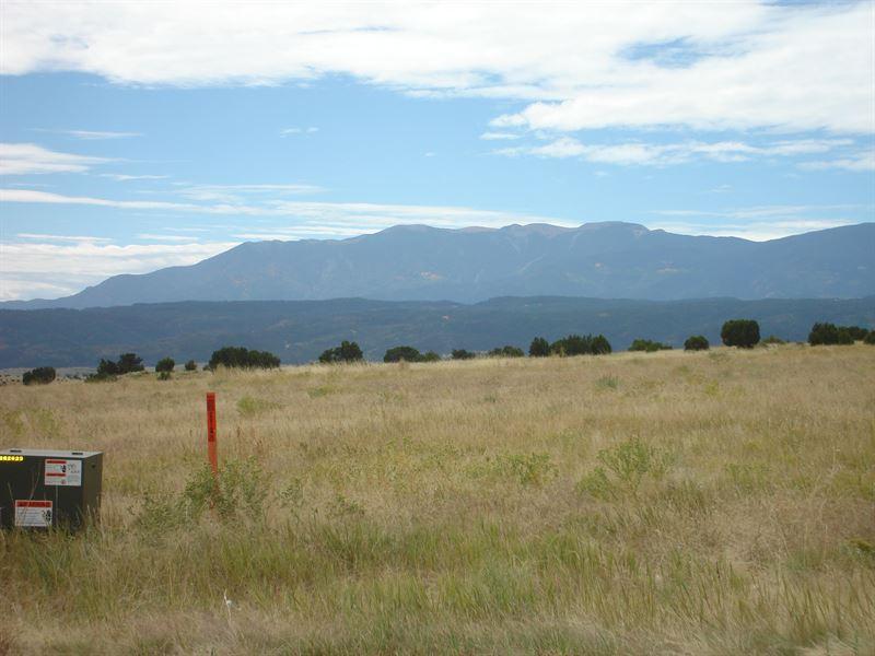 Water Barrel Estates Lot 20 : Beulah : Pueblo County : Colorado