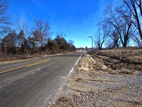 120 Acres Hwy J : Monroe City : Ralls County : Missouri