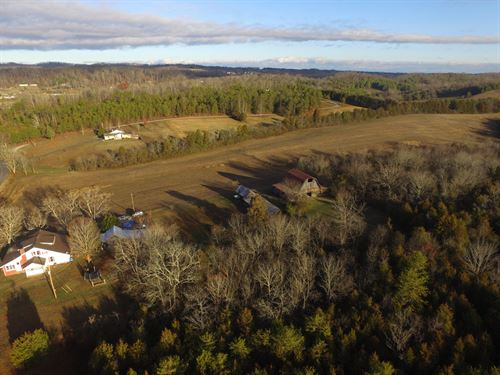 So Many Possibilities With 66+ Acre : Dandridge : Jefferson County : Tennessee