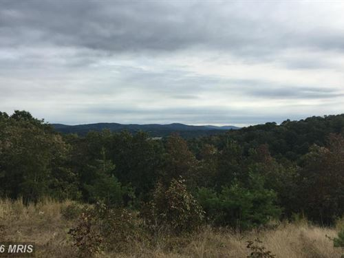 Fantastic View In Wv : Fort Ashby : Mineral County : West Virginia