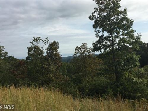 3 Acres Near Fort Ashby, Wv : Fort Ashby : Mineral County : West Virginia