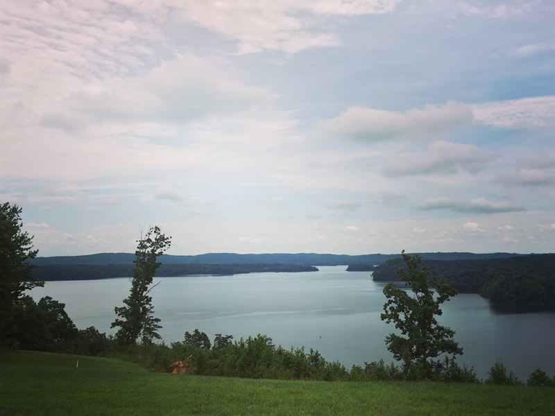 Huge Lake Views With A Deeded Slip : Spring City : Rhea County : Tennessee