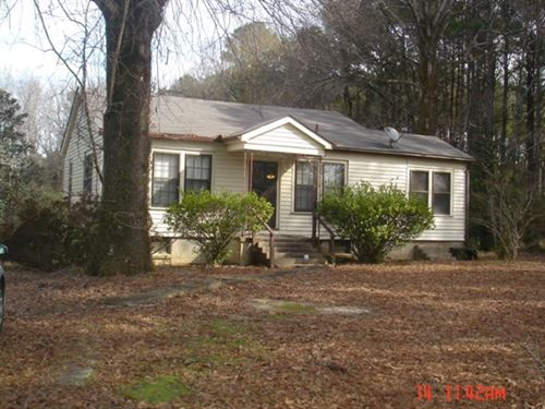 Home For Sale In Louisville, Ms : Louisville : Winston County : Mississippi
