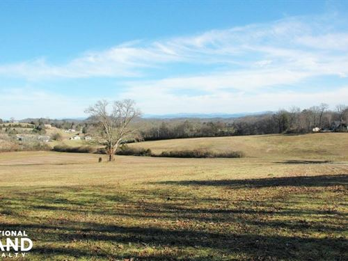 Friendsville Tennessee Acreage : Friendsville : Loudon County : Tennessee