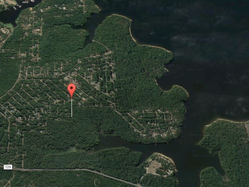 Lake Parcel For Sale Now : Jefferson : Marion County : Texas
