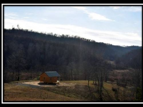Creek View Cabin On Wayne : Patriot : Gallia County : Ohio