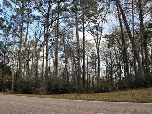 .93 Acres In Forrest County : Hattiesburg : Forrest County : Mississippi
