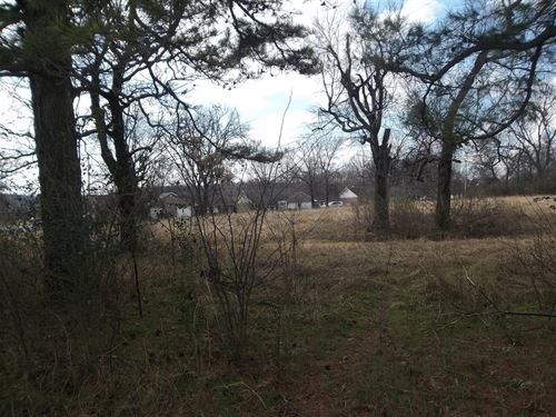 13 Acres M/L Close To Town : Tahlequah : Cherokee County : Oklahoma