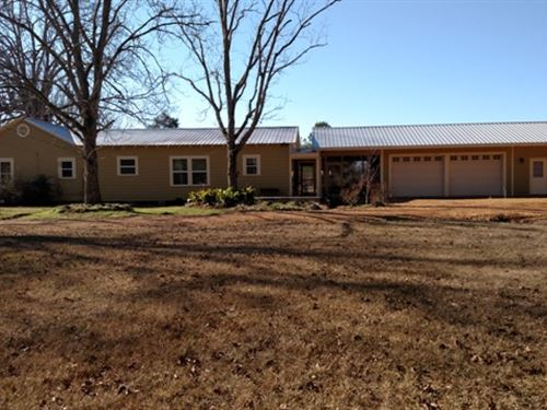 3Bd/2Ba Home On 3 Ac Oktibbeha Co : Sturgis : Oktibbeha County : Mississippi