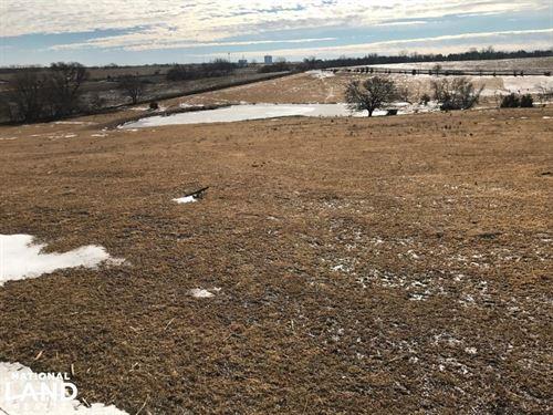 Lancaster County Building Site : Hallam : Lancaster County : Nebraska