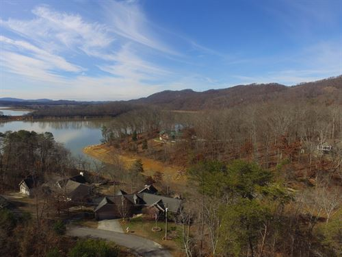 1/2 Acre Cherokee Lake View Lot : Mooresburg : Hawkins County : Tennessee