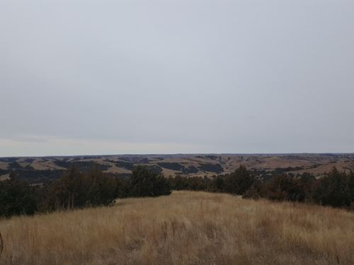 Lincoln County Canyon Pasture : Gothenburg : Lincoln County : Nebraska