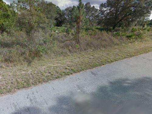 Wholesale Six Half An Acre Lots : Alva : Lee County : Florida