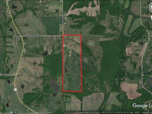 115 M/L Acres In Sullivan Co. Mo. : Milan : Sullivan County : Missouri